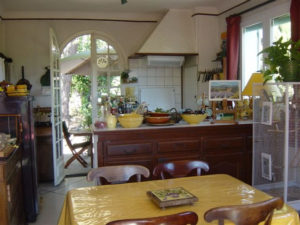 stay in Montpellier - host family