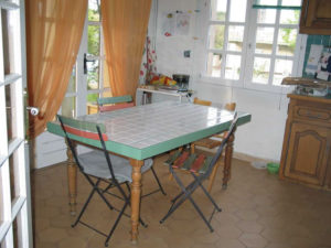 stay in Montpellier - kitchen