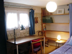 stay in Montpellier - study place