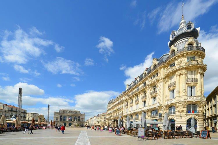 learn french in montpellier  france  french courses with
