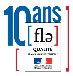 FLE, Français Langue Étrangère, 10 ans accreditations and partnerships