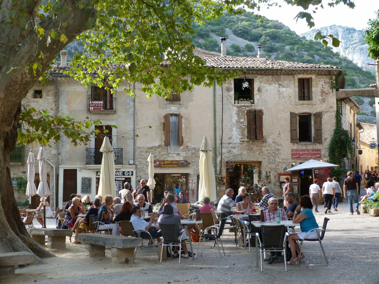 Saint Guilhem le Désert - Three Weekend Getaways