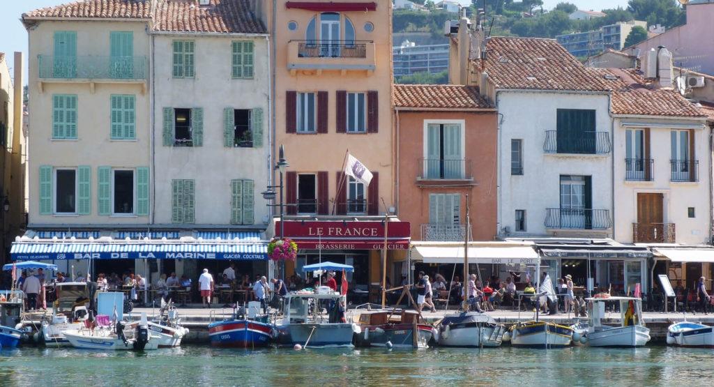 Sabbatical year in France, header