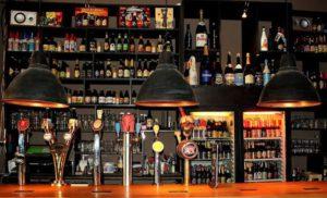 Bar The black sheep en Montpellier