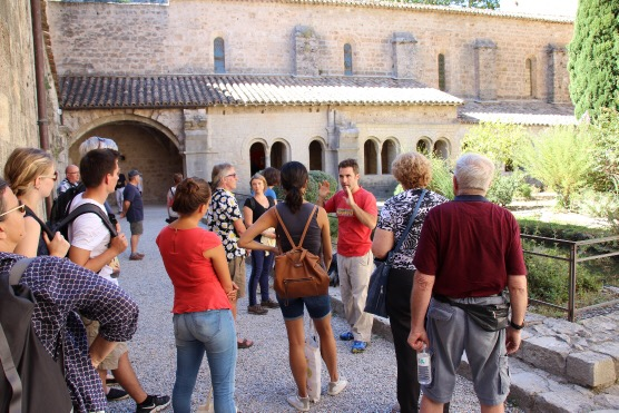 Excursion à Saint Guilhem