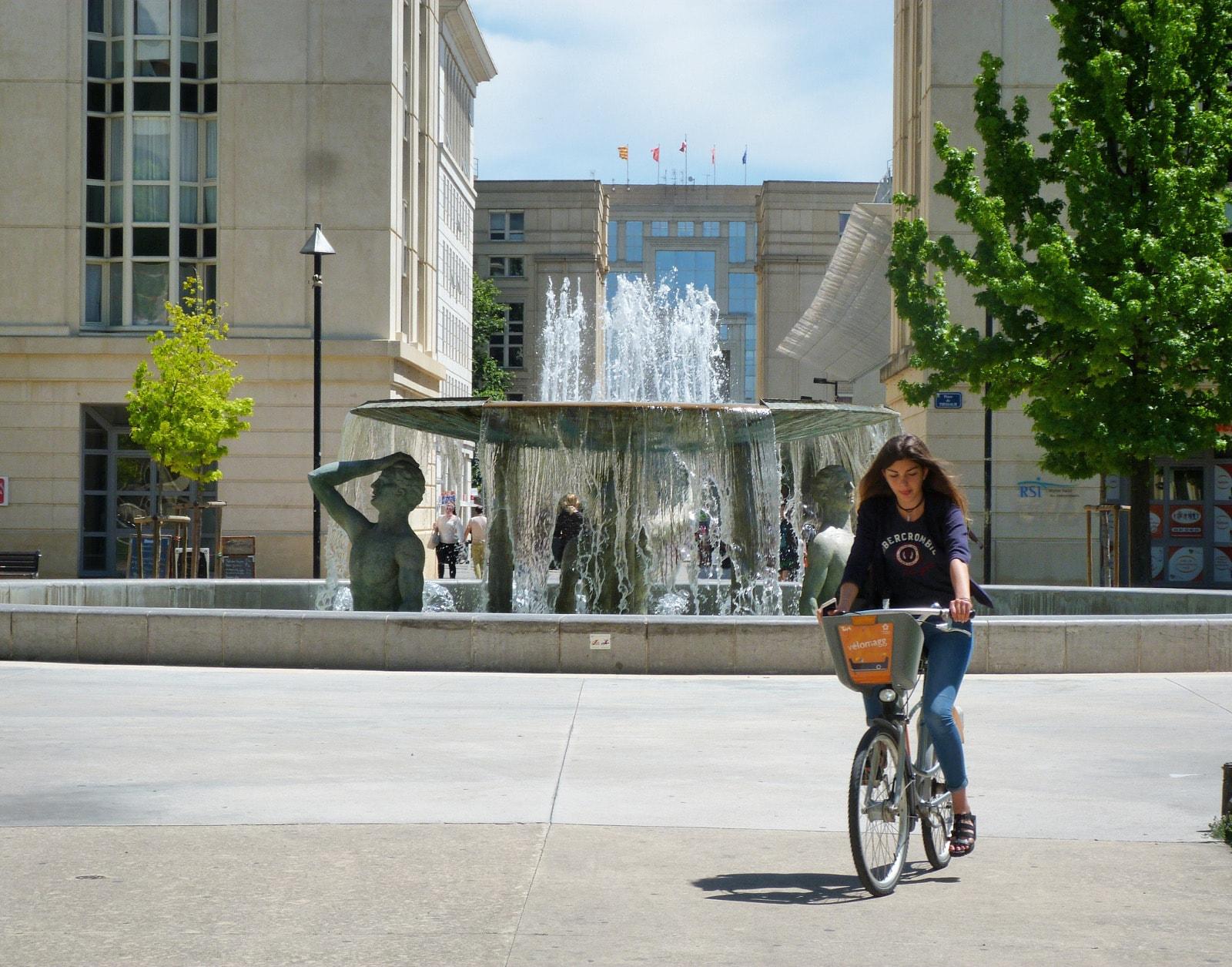 Bike Montpellier IEF