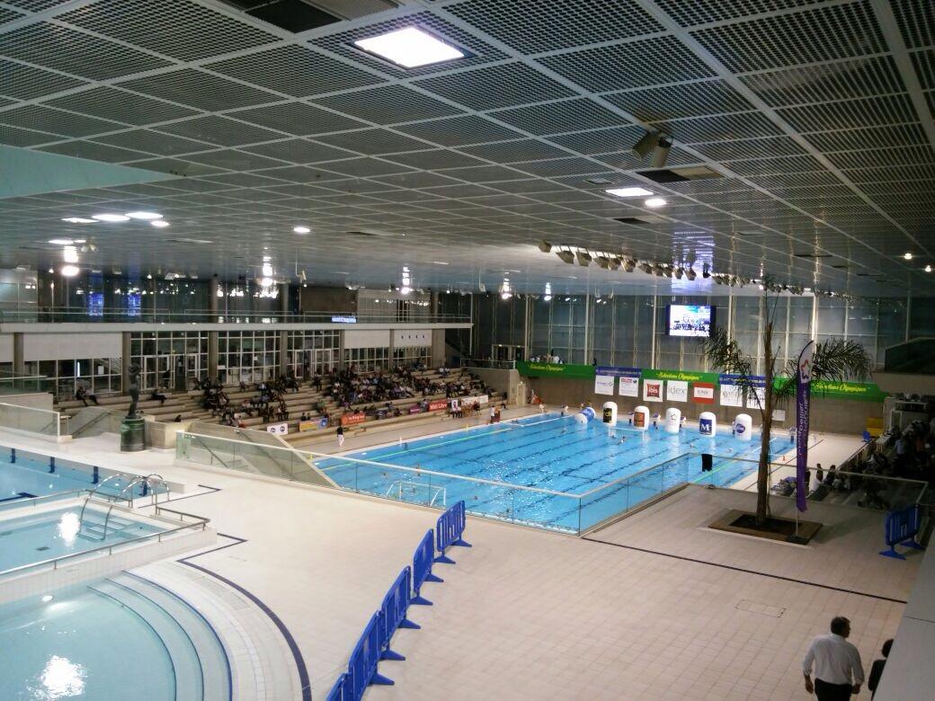 Lugares preferidos de montpellier de nuestros estudiantes for Piscina olimpica