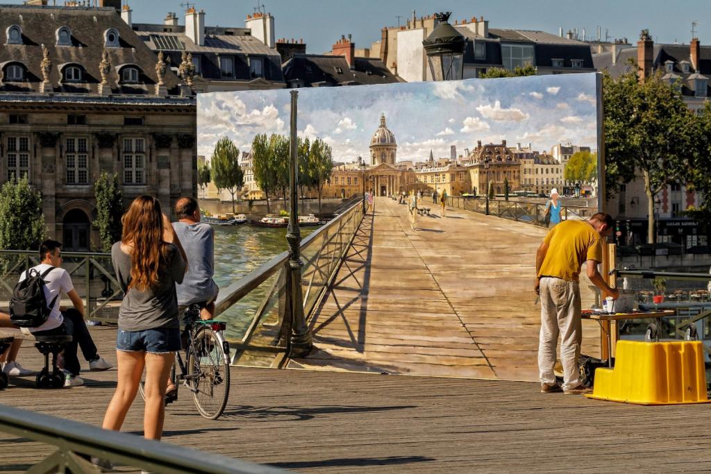 Art, Paris