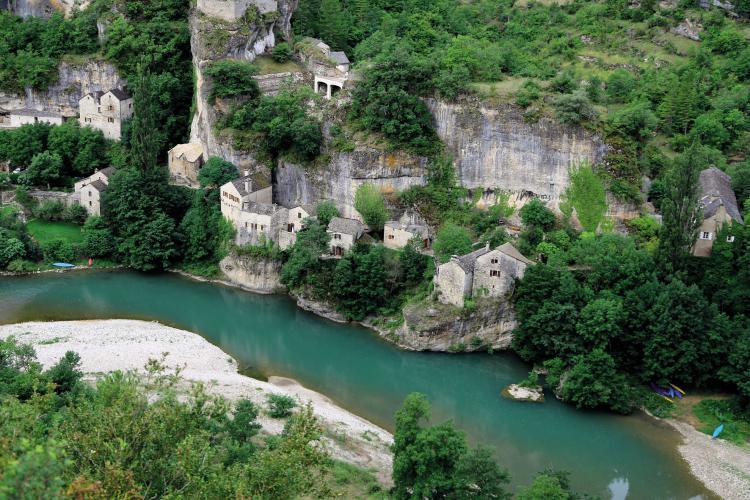 Castelbouc - Parc national des Cévennes - Bruno Daversin
