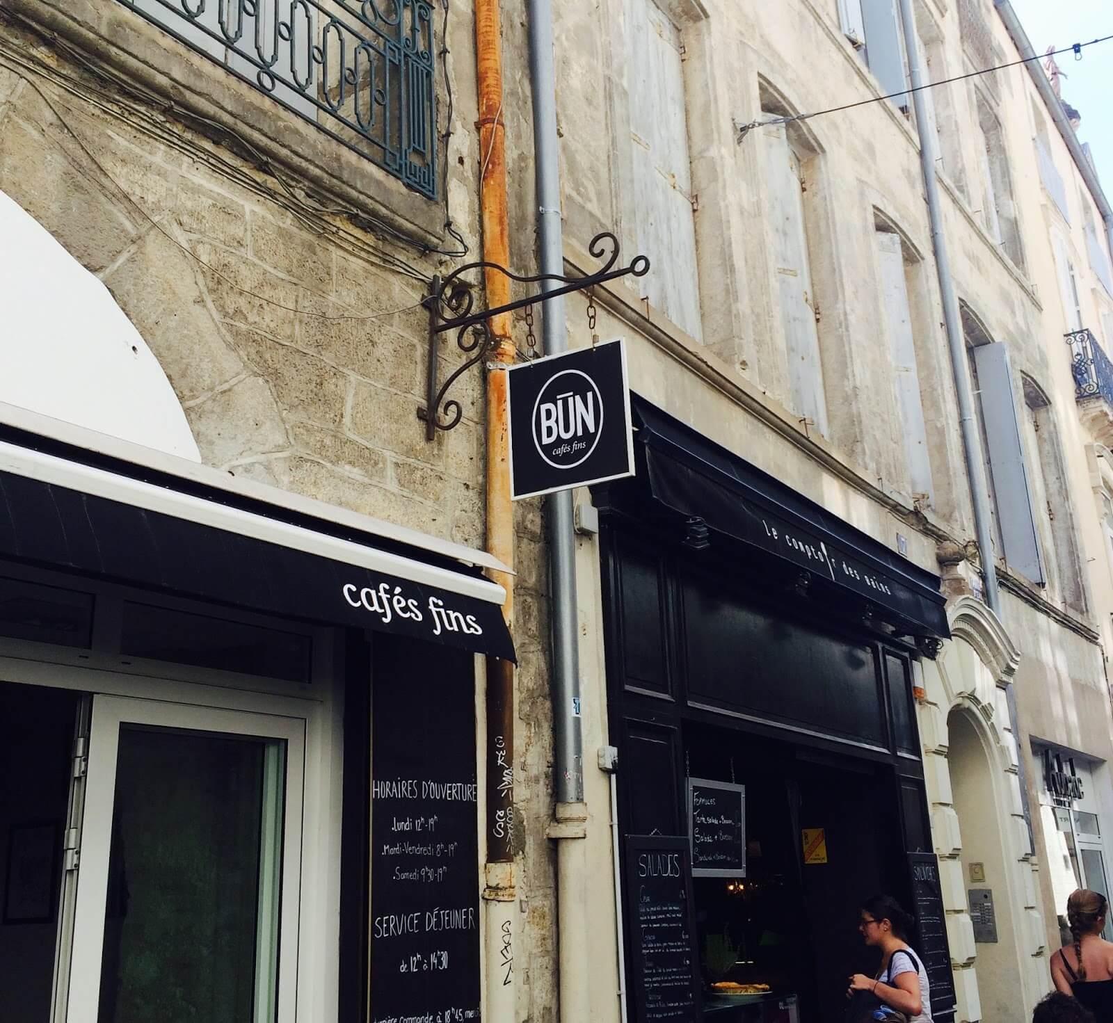 Café BUN, Montpellier