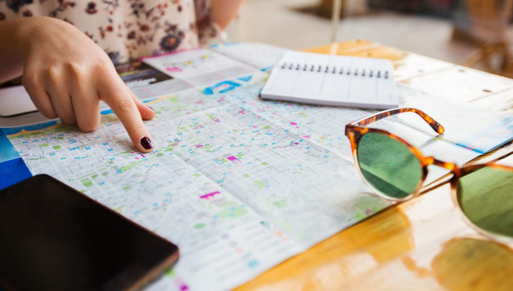 Planning language travel - IEF