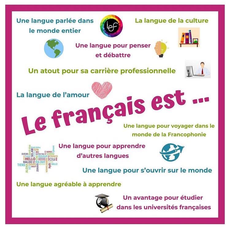 école de français IEF