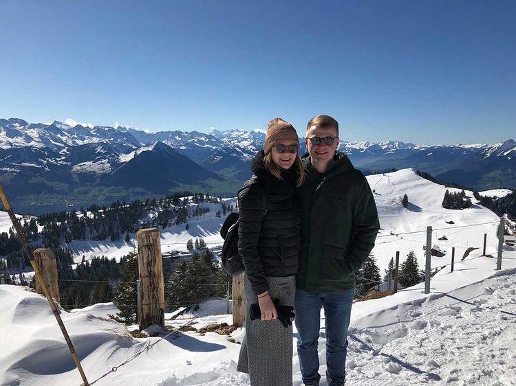 Hiver 2020 - Randonnée en Suisse en hiver