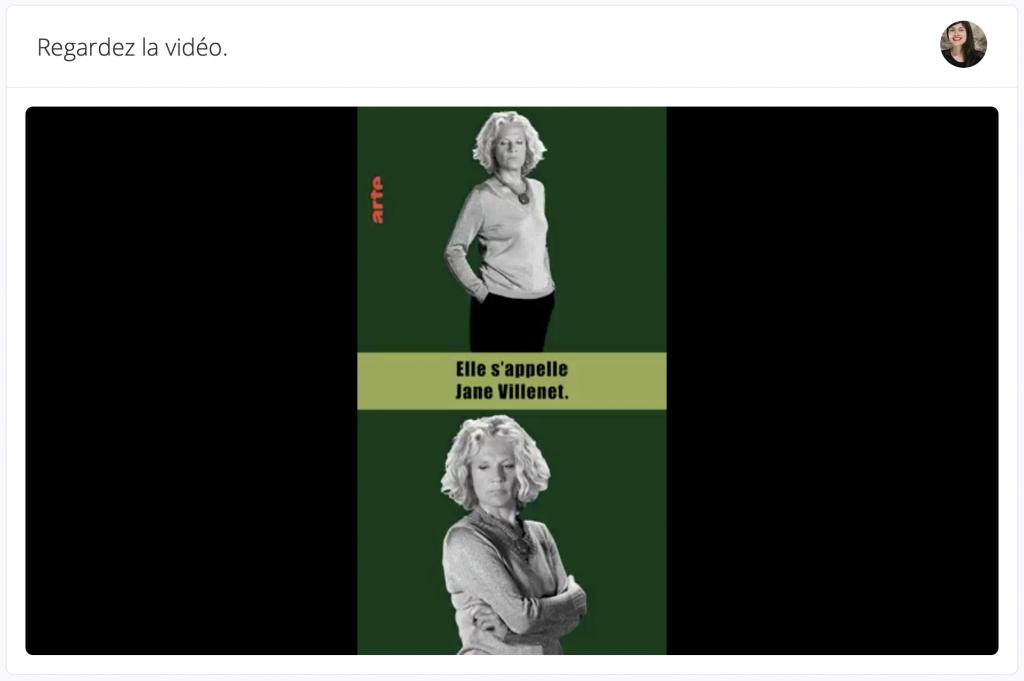 Module du mois - Vidéo